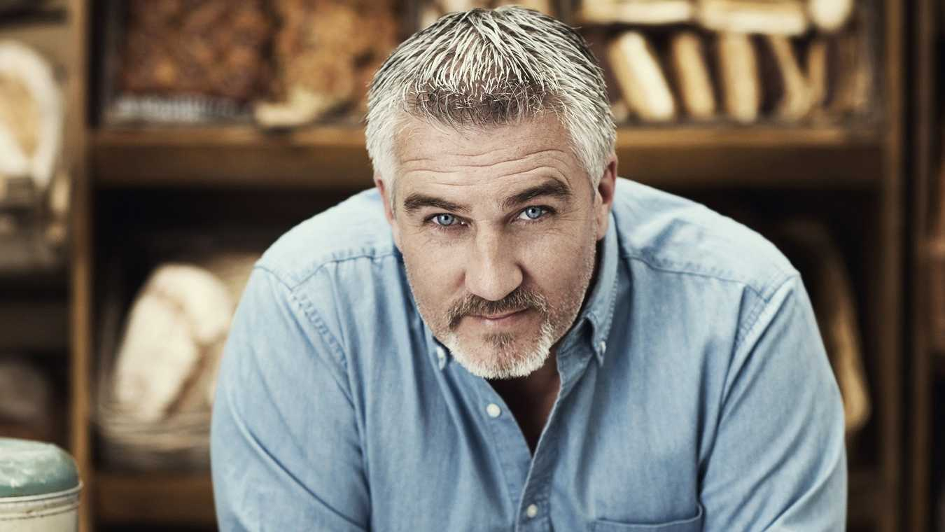 Paul Hollywood bakar jorden runt