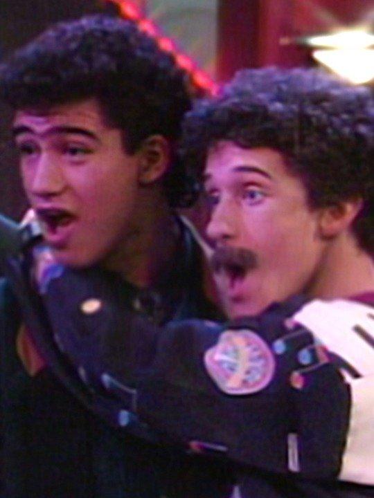 När gjorde Slater och Jessie börja dejta