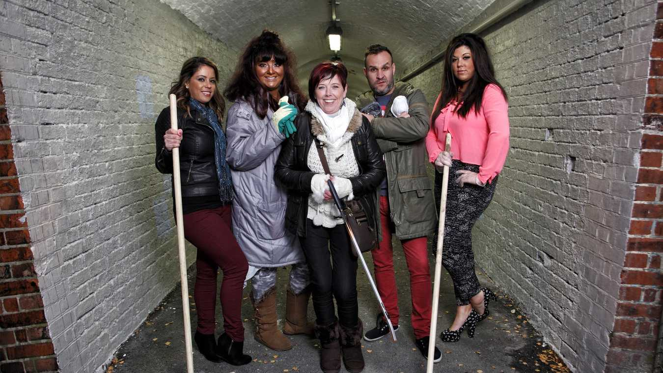 Obsessive Compulsive Cleaners