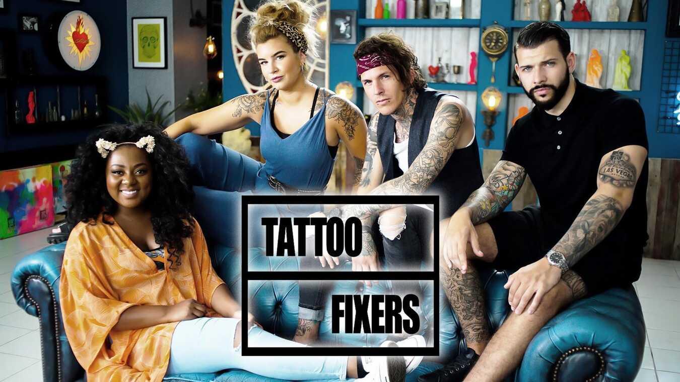 Tattoo Fixers Stream