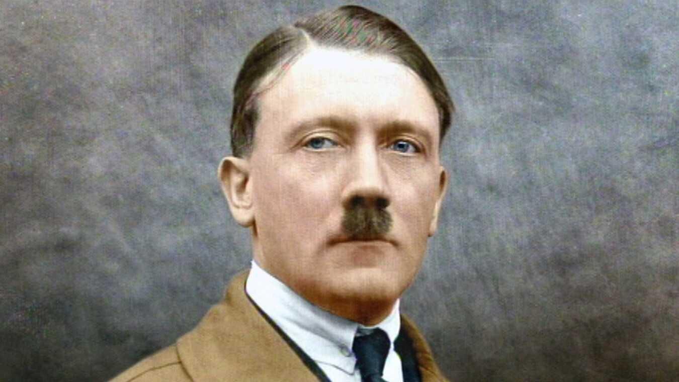 Adolf Hitler - ondskans förförelse
