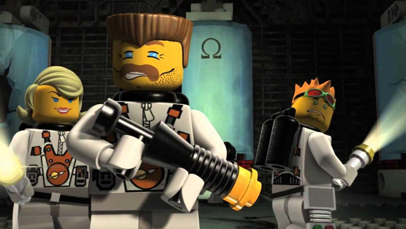 Lego: Clutch Powers äventyr