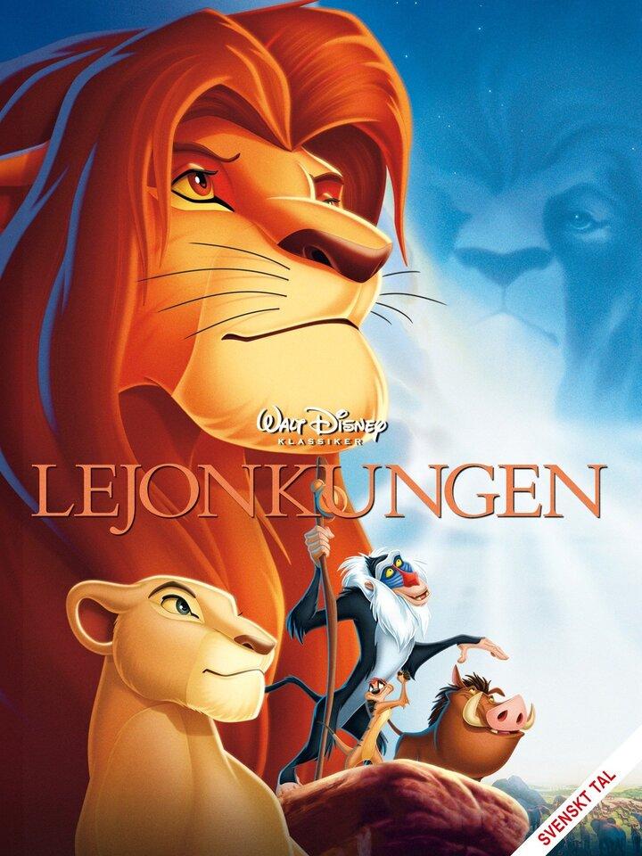 Lejonkungen - sv.tal