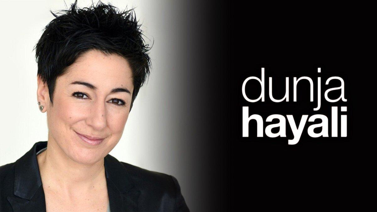Dunja Hayali Twitter