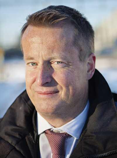 Filmer och serier med Anders Ygeman