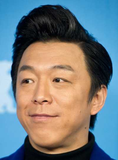 Filmer och serier med Huang Bo