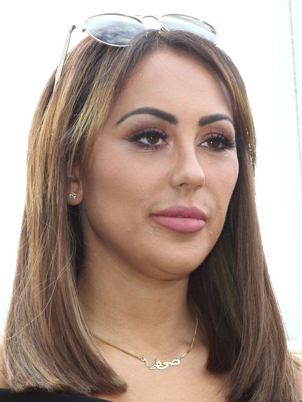 Sophie  Kasaei