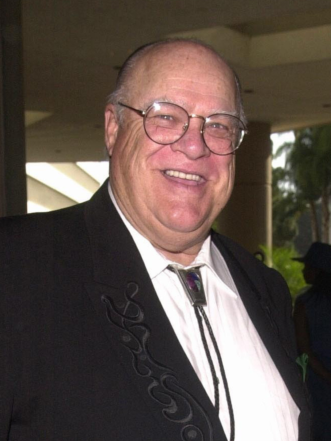 David  Huddleston