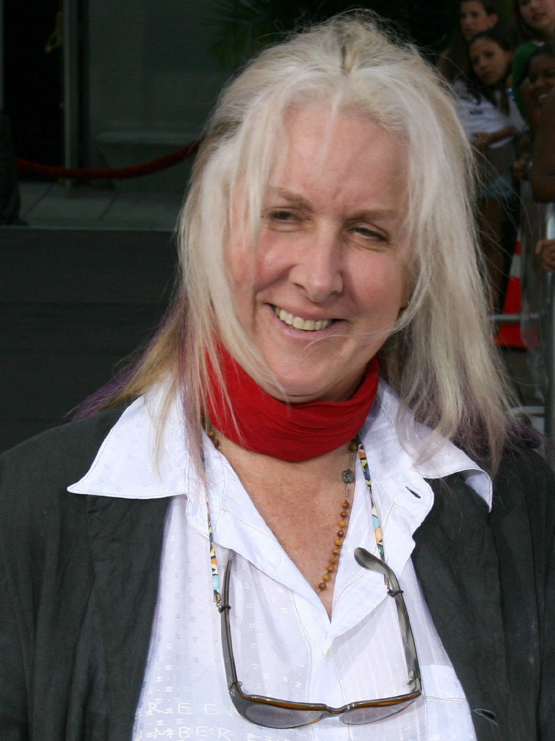 Betty  Thomas