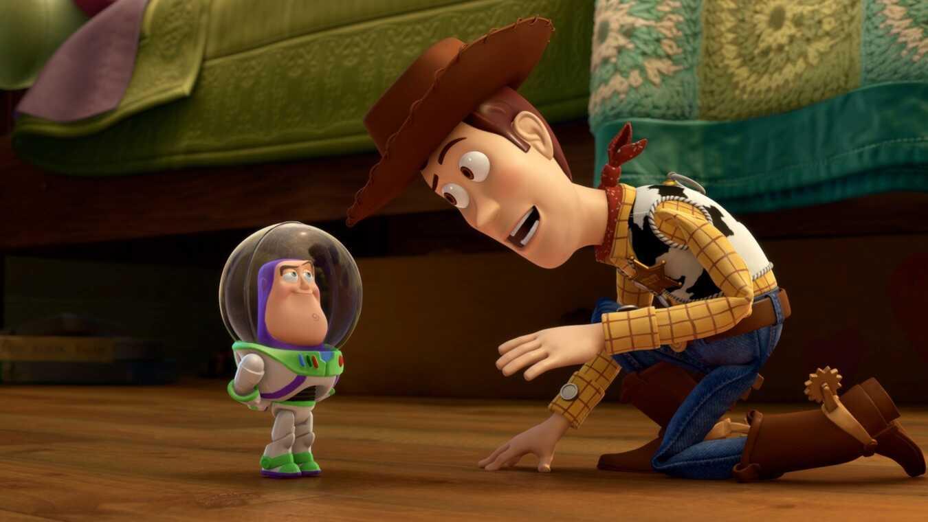 Toy Story kortfilm