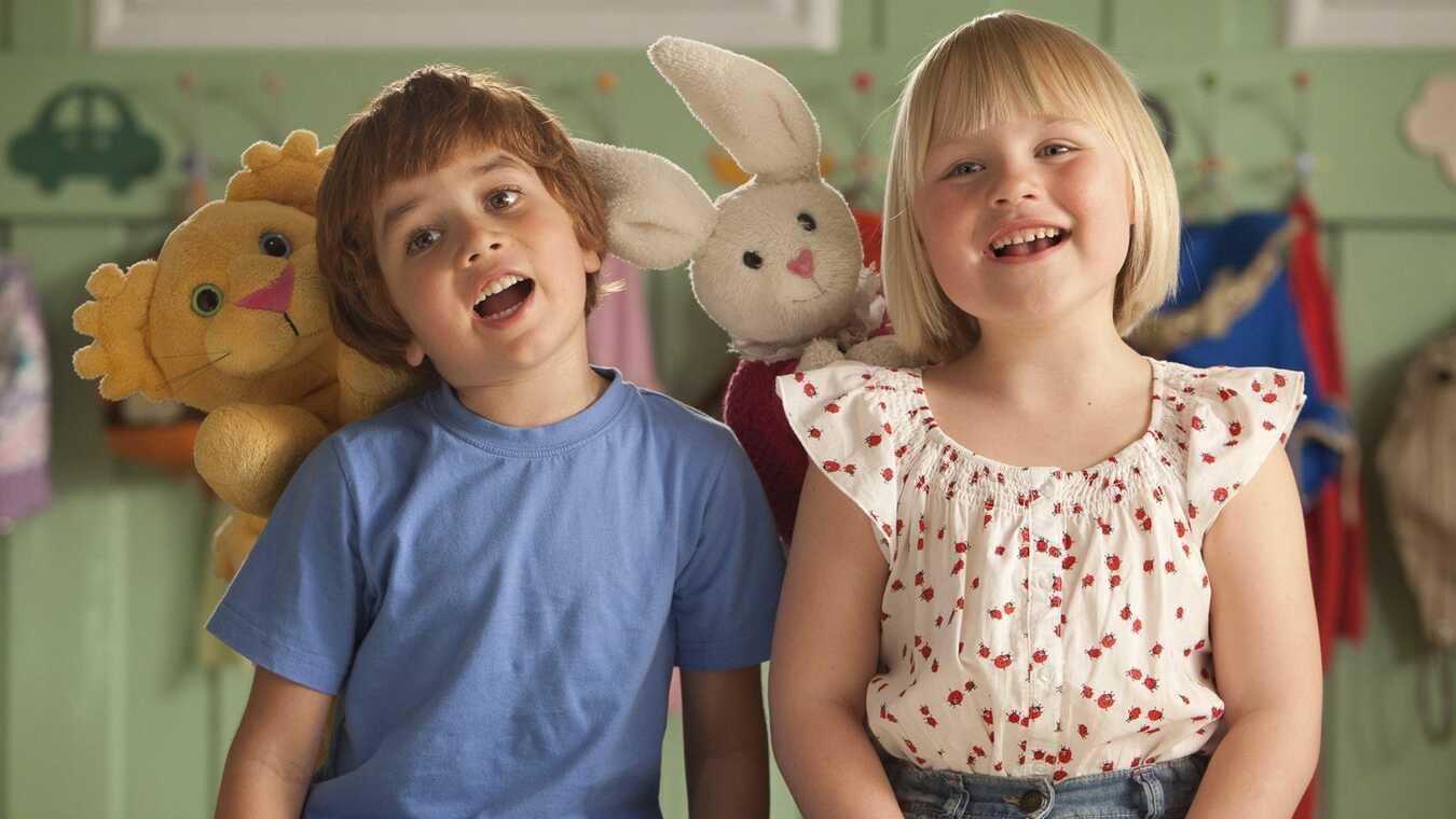 Kasper og Sofie