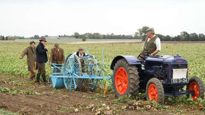 Krigstidens farm