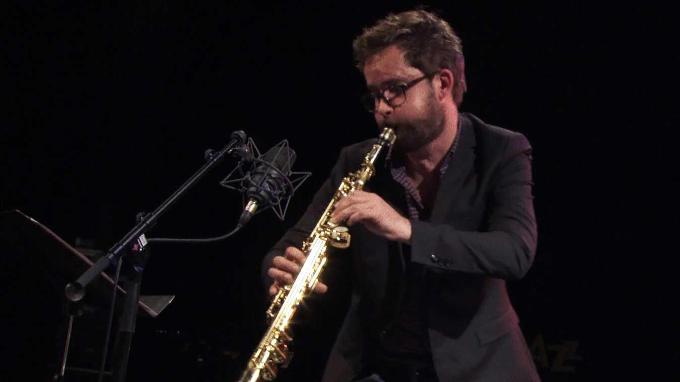 An evening with Emile Parisien at Jazz Sous Les Pommiers
