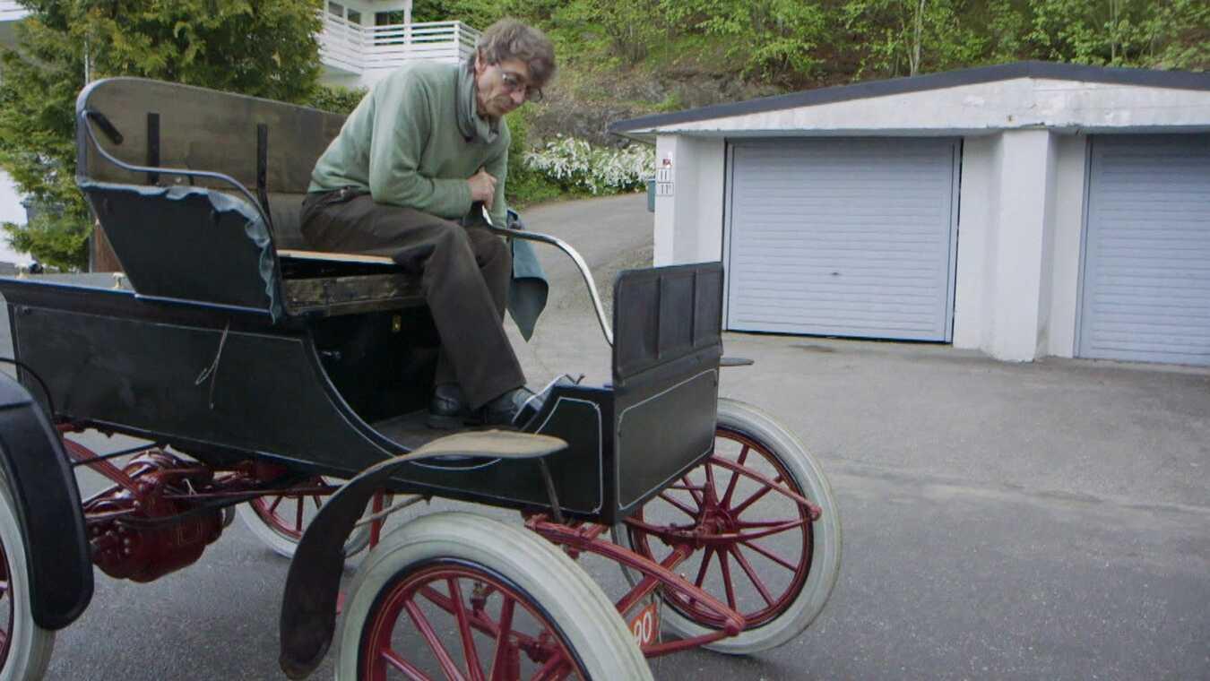 100-årig elbil - upp till bevis