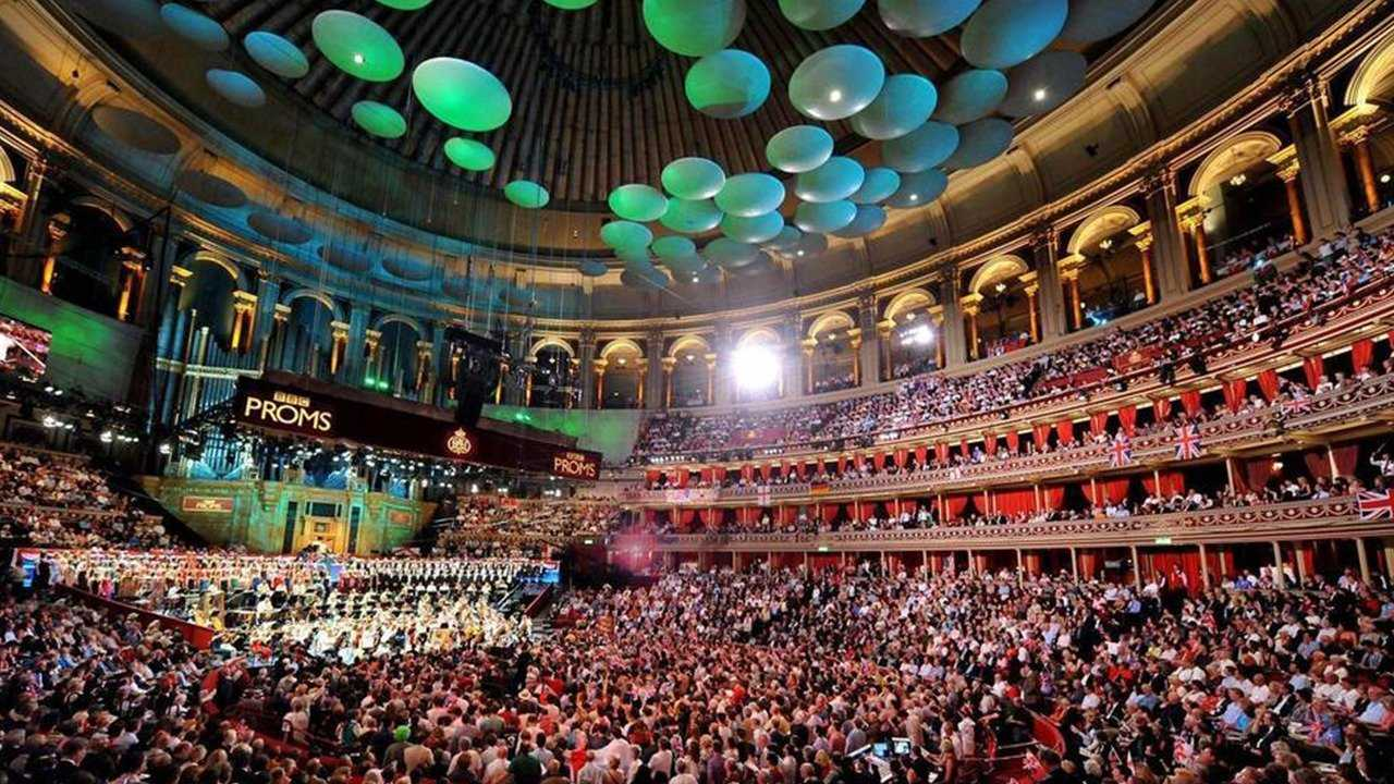 Gershwin i Royal Albert Hall