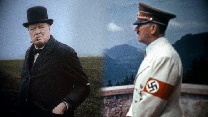 Hitler vs Churchill