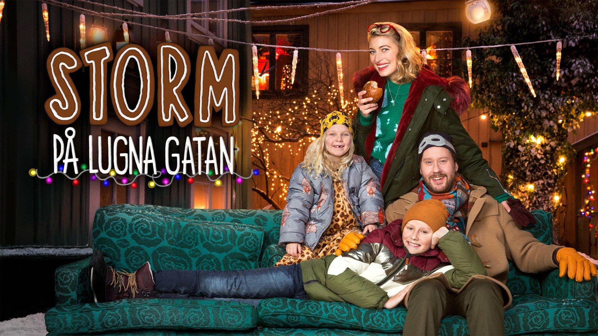 Julkalendern: Storm på Lugna gatan