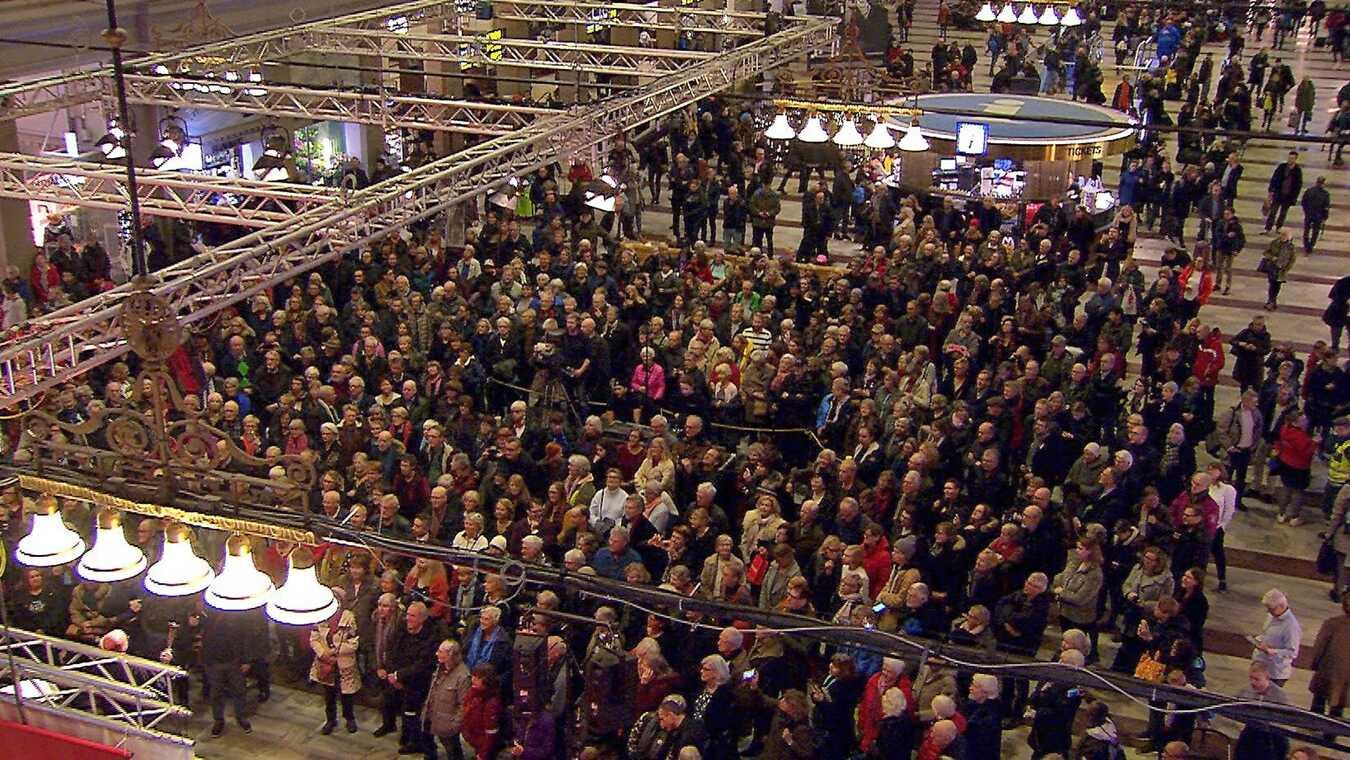 Jul på Centralen