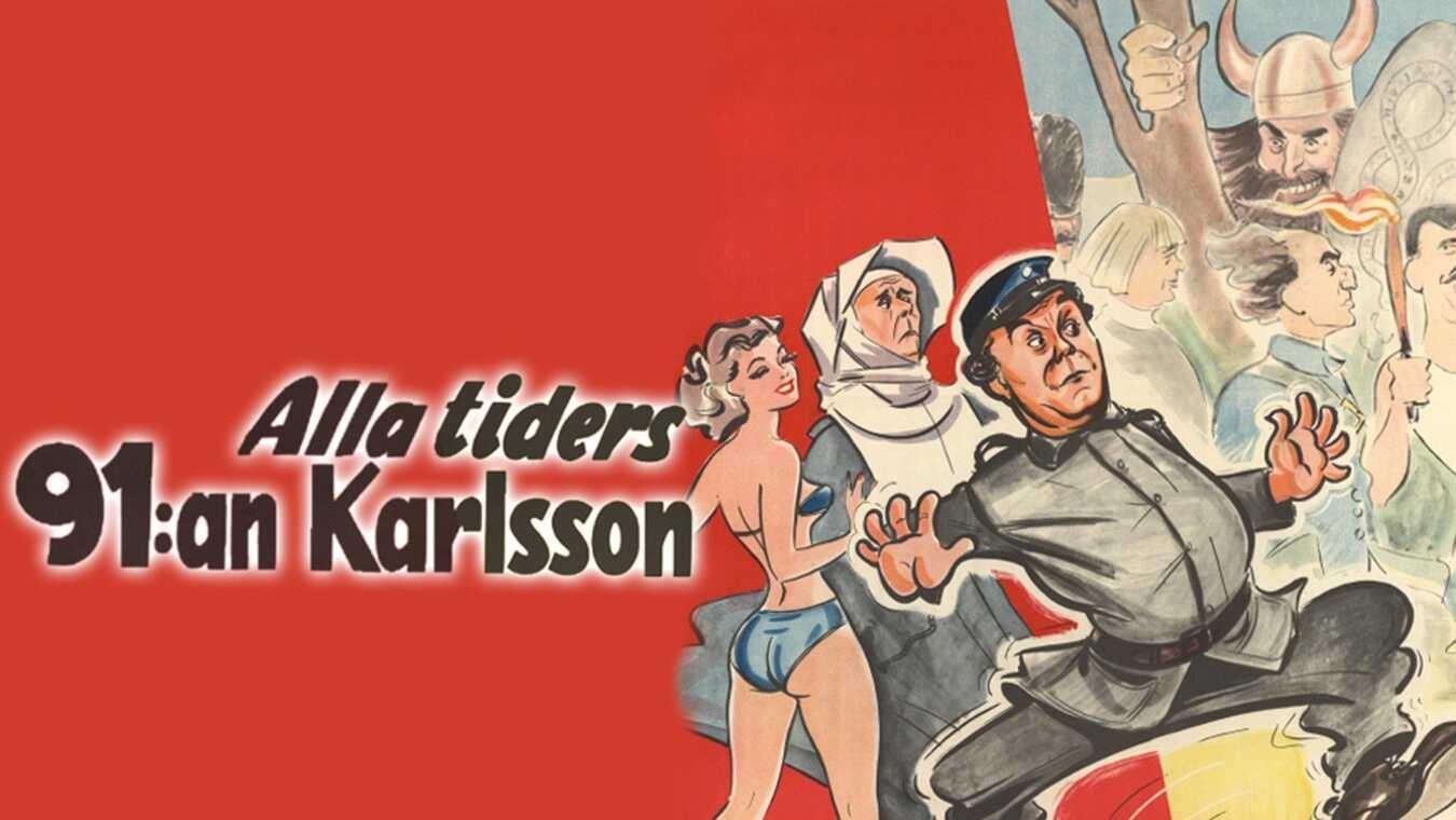 Alla tiders 91:an Karlsson