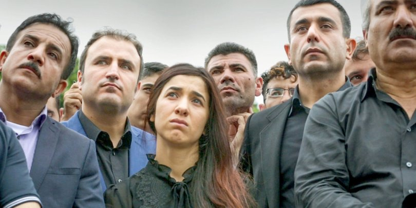 Nadia - folkmordets röst