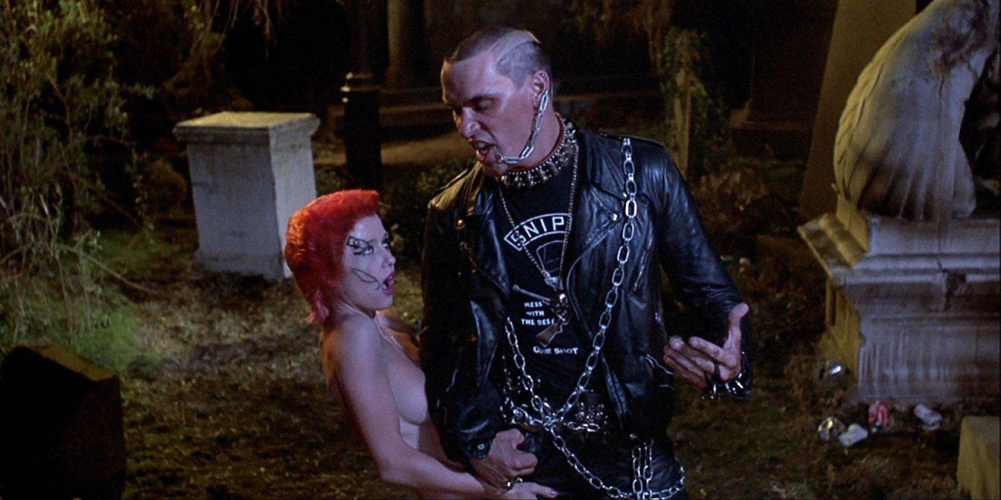 foto Return of the living dead rave to the grave
