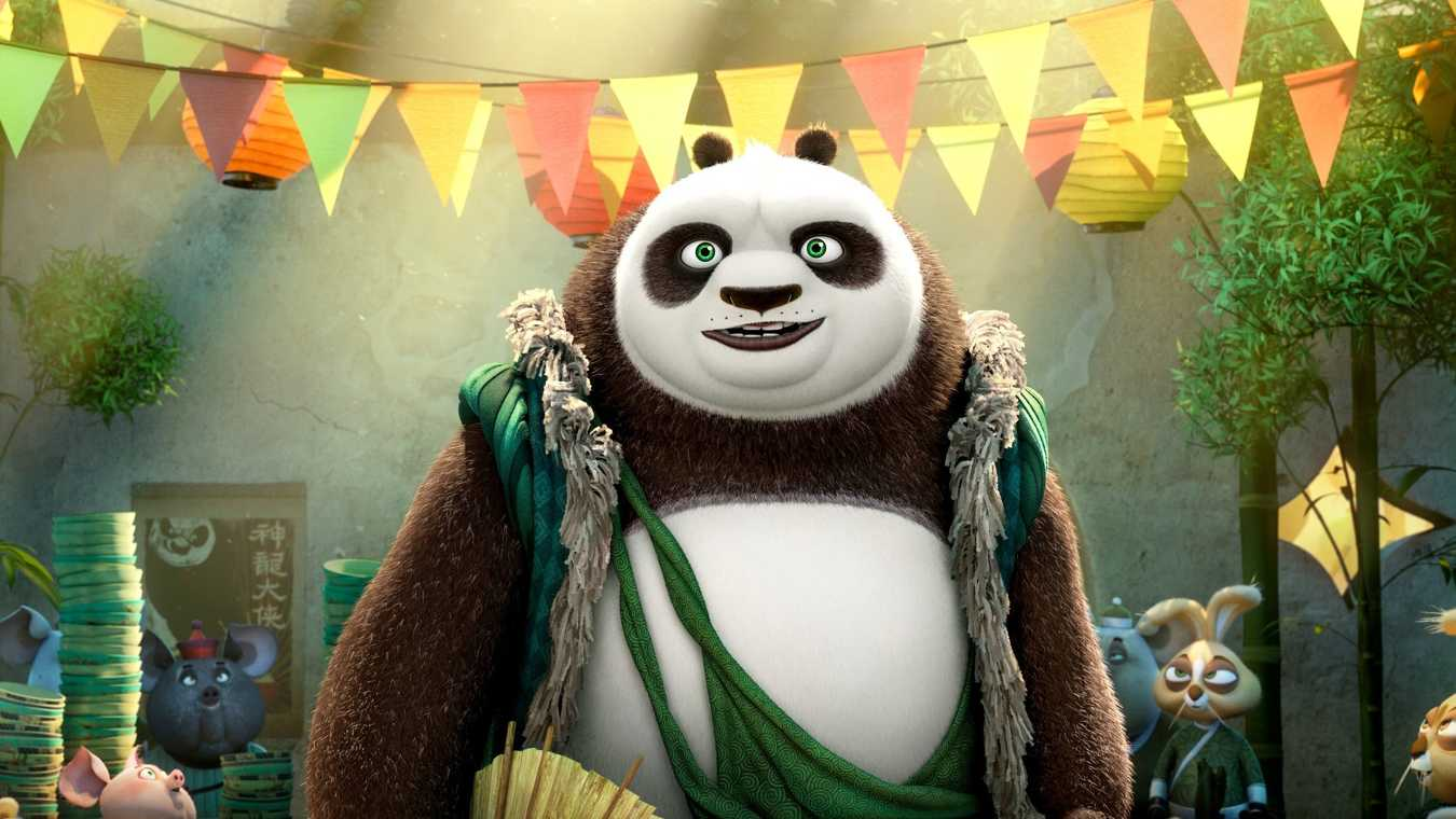 Kung Fu Panda 3: An IMAX 3D Experience