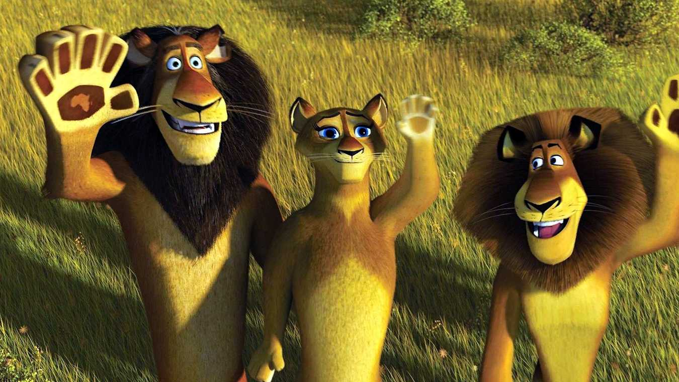 Madagascar 2: The IMAX Experience