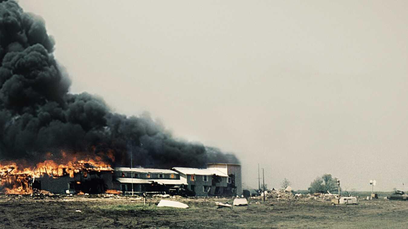 Undergångssekten: massakern i Waco