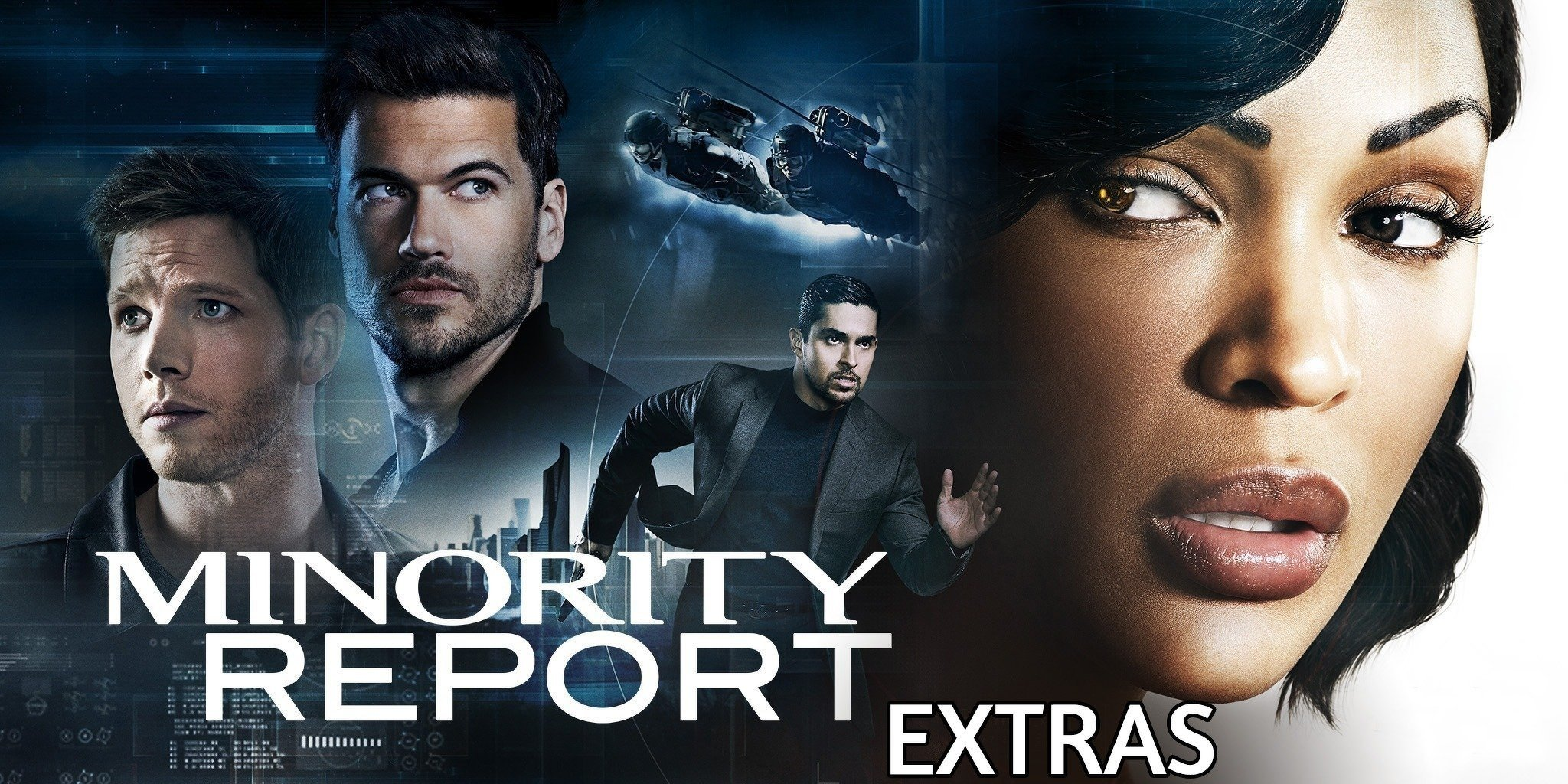 Minority Report: Extras