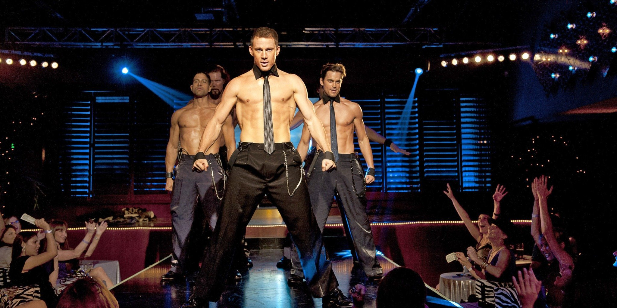 Magic Mike: Extras