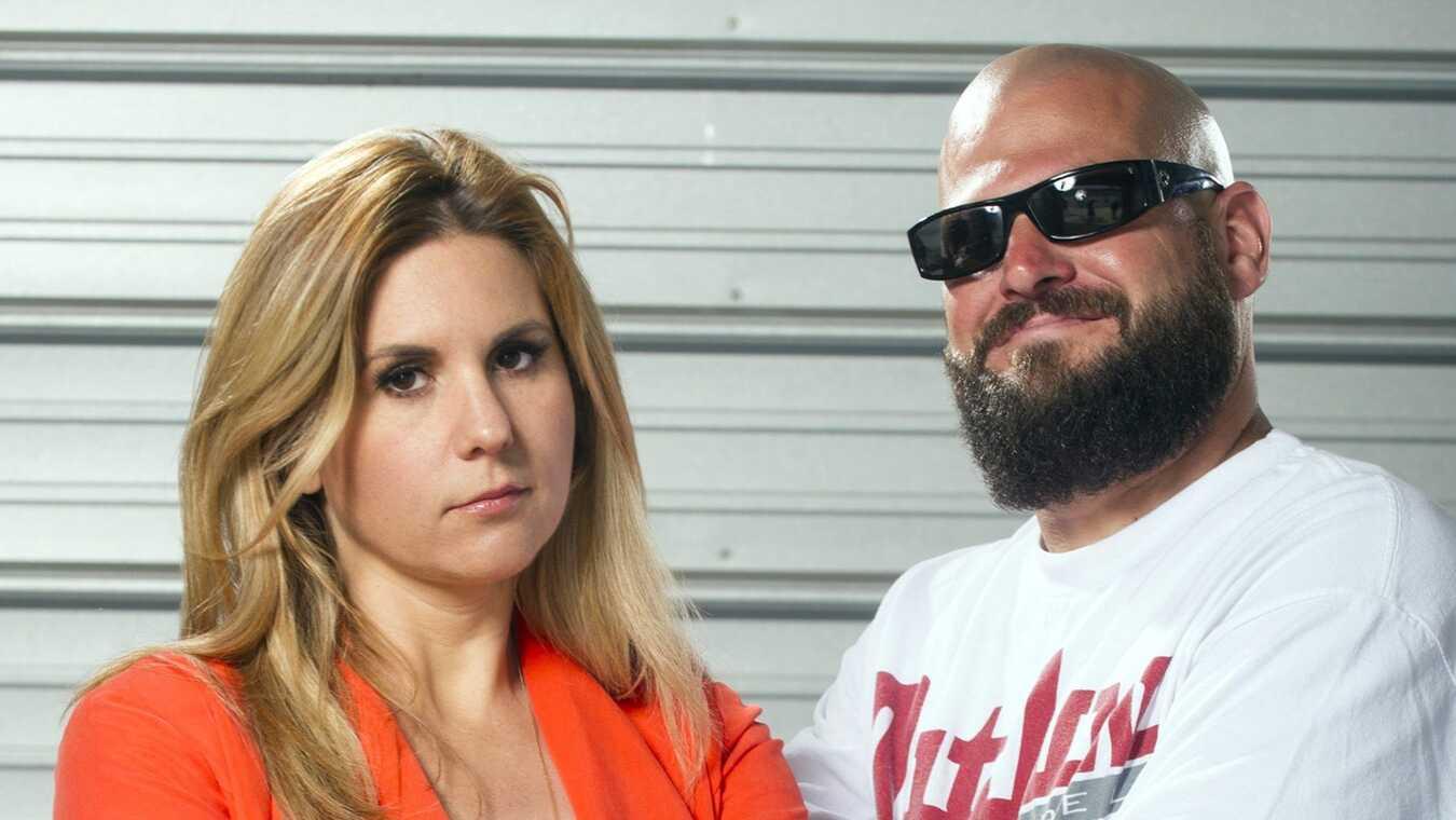 Brandi and Jarrod: Married to the Job