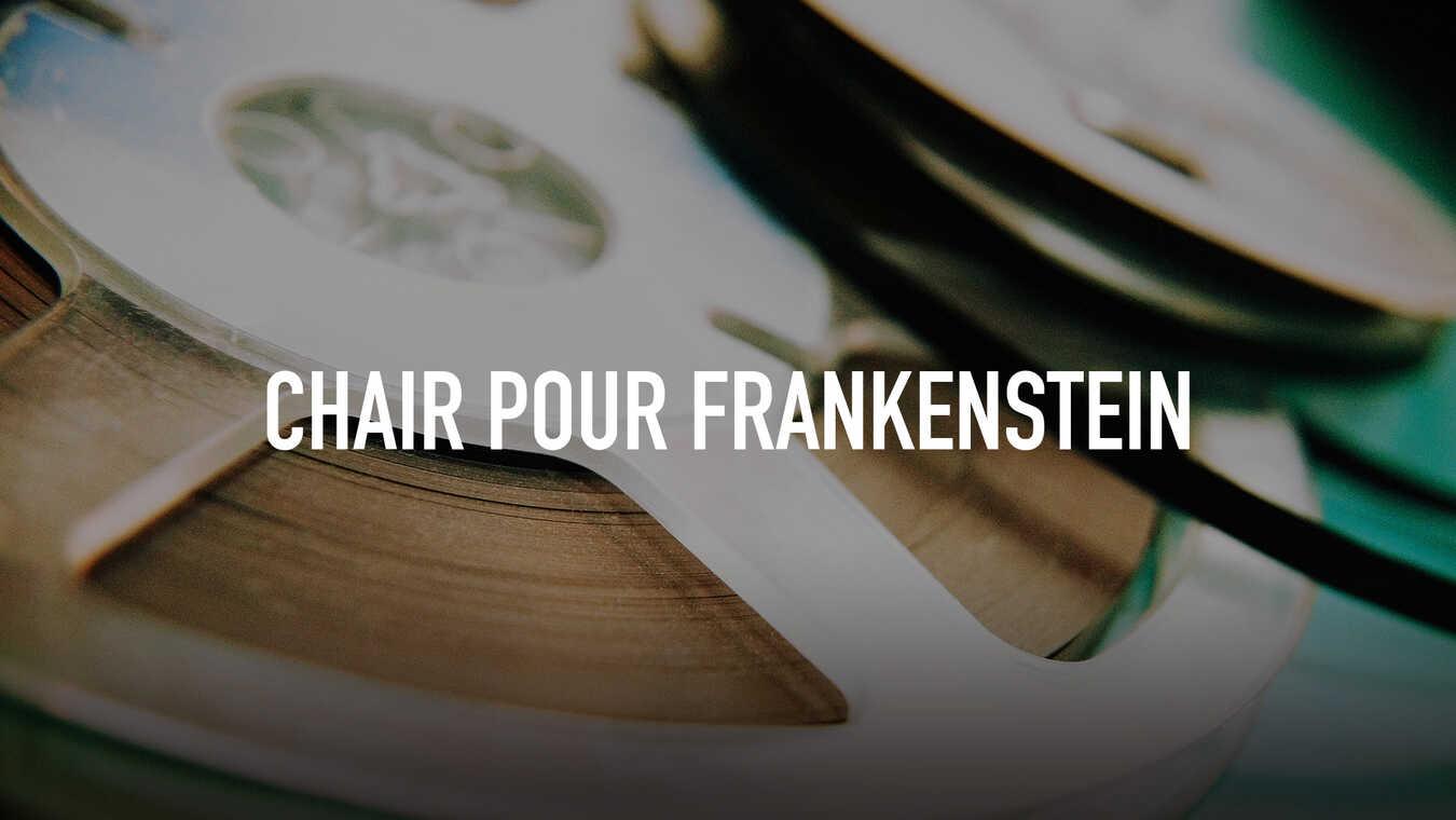 Flesh for Frankenstein 3D