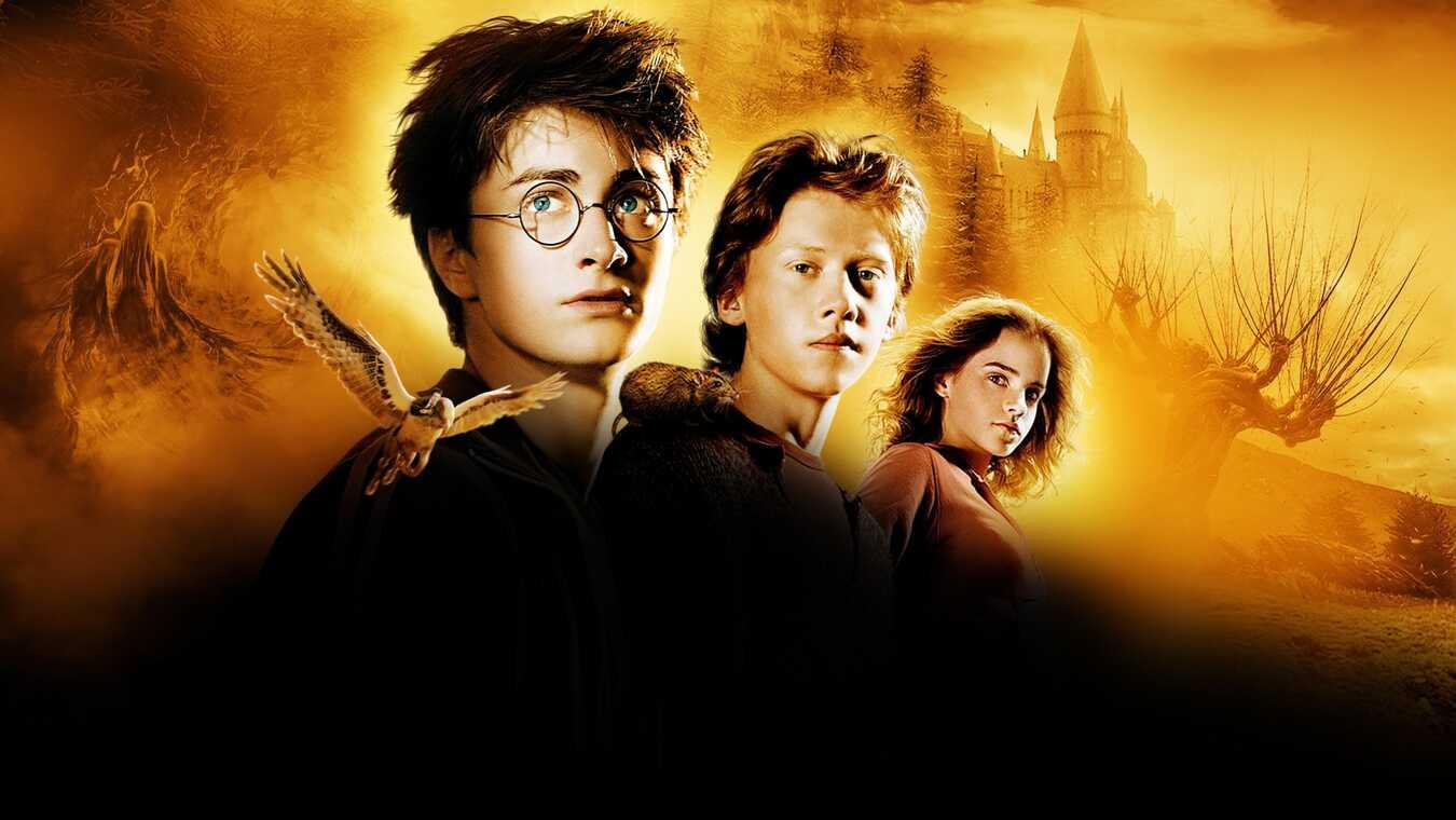 Harry Potter och fången från Azkaban - sv.tal