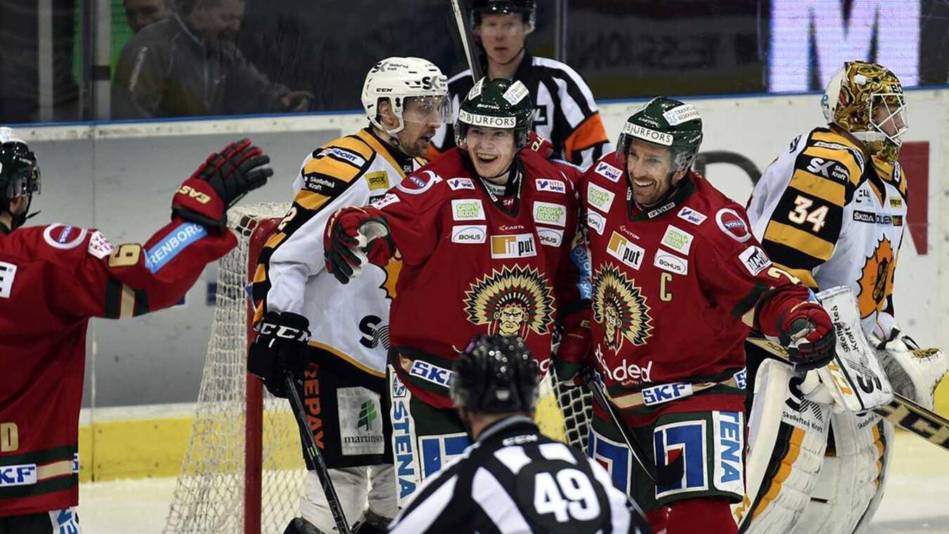 IK Oskarshamn - Växjö Lakers HC
