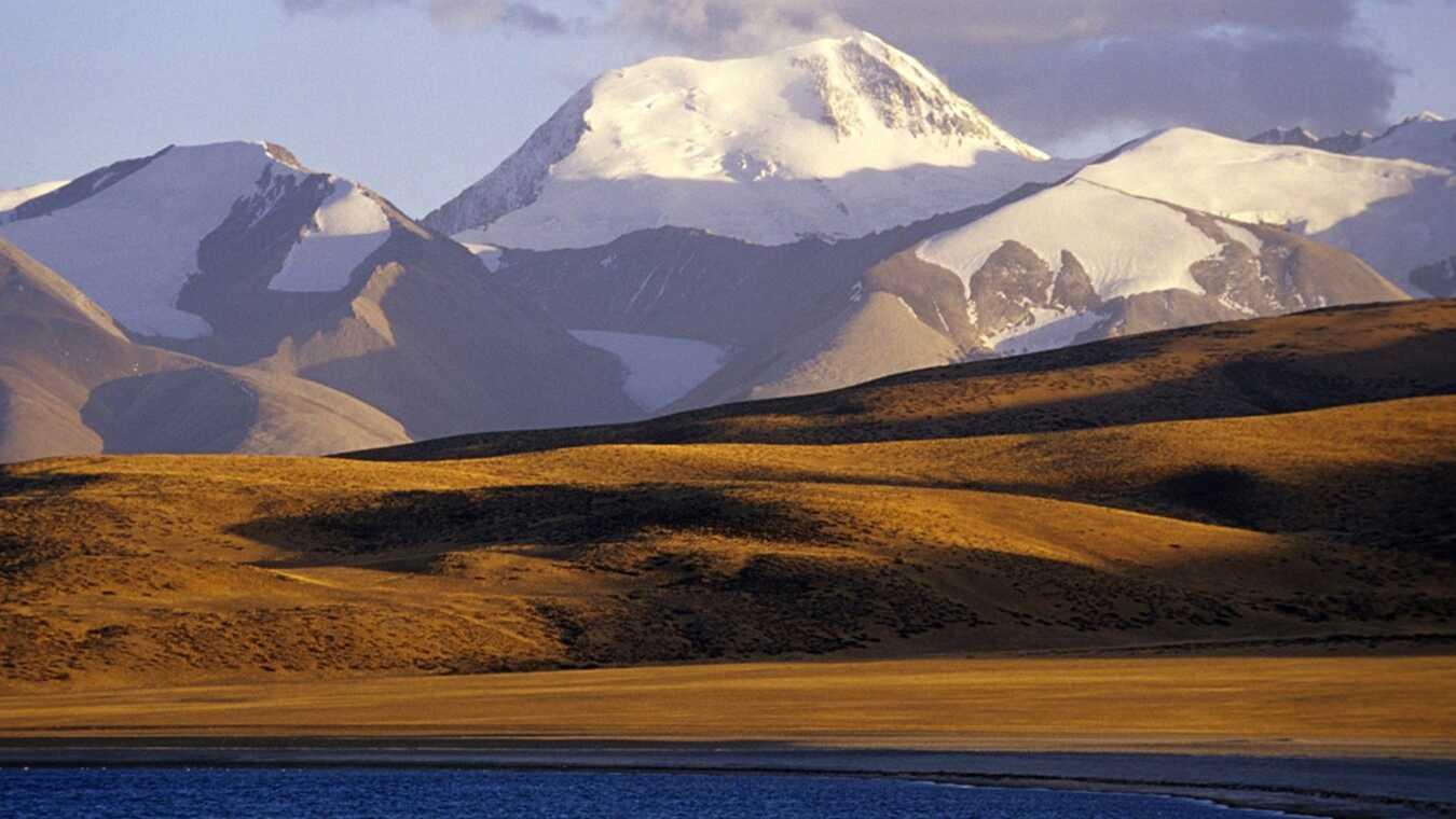 Världens natur: Himalayas mäktiga flod