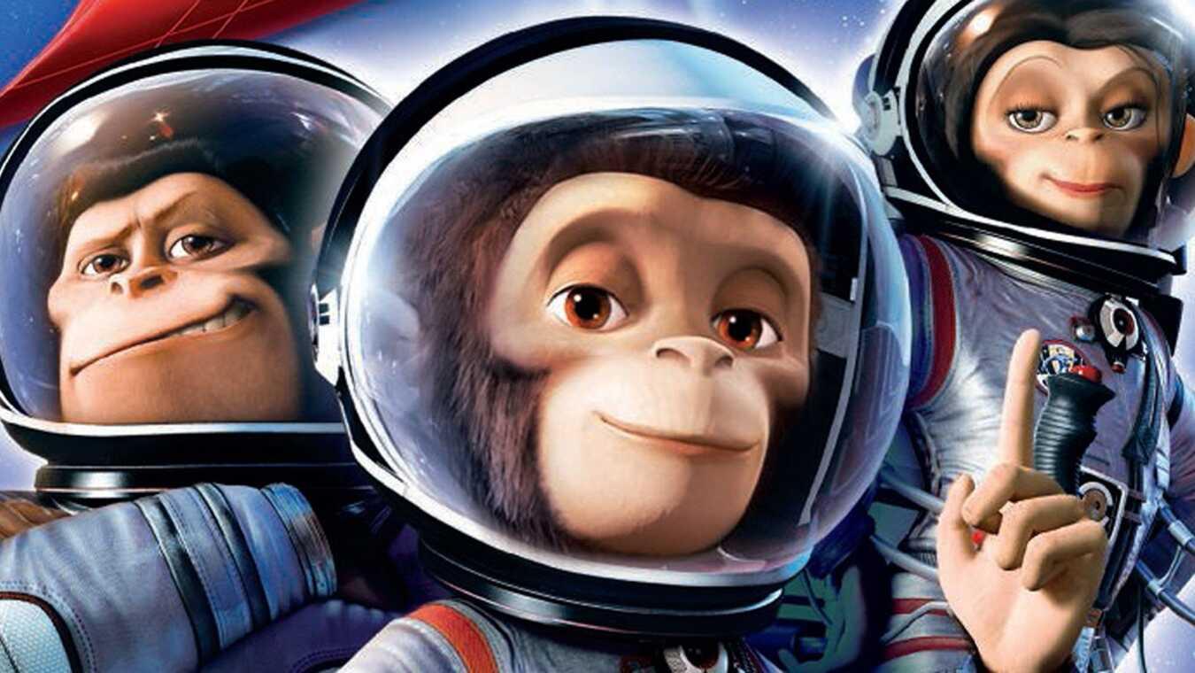 Space Chimps 2: Zartogs Hämnd