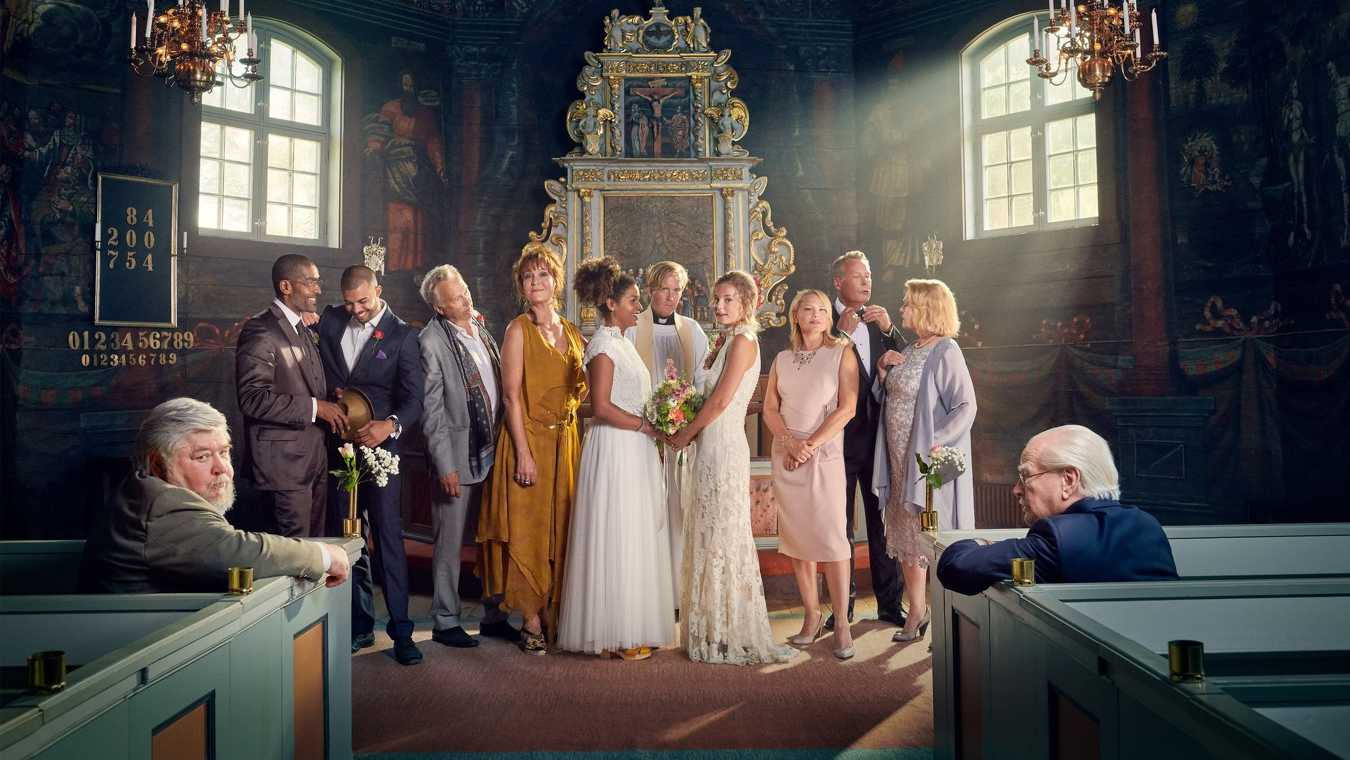 bröllop begravning och dop tv4