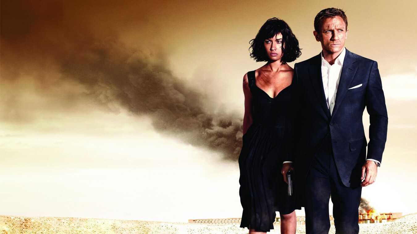 Bond - Quantum of Solace
