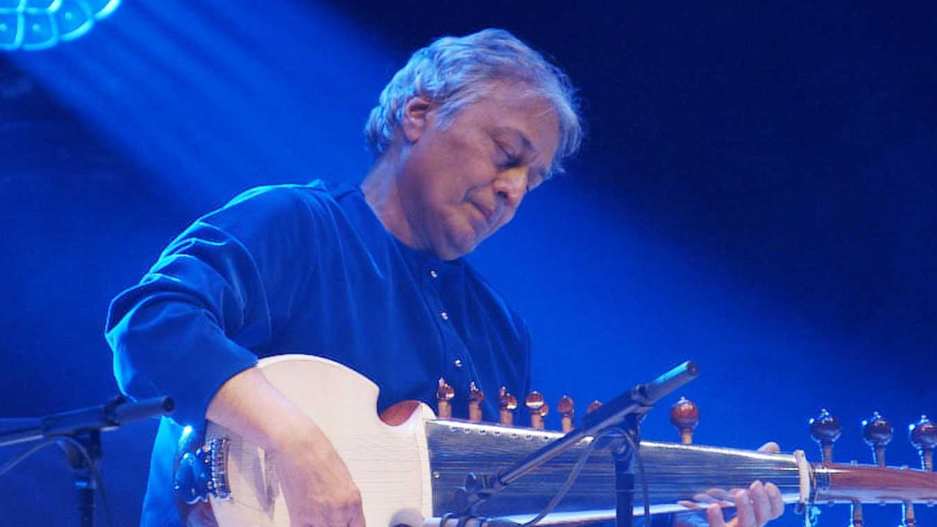 Amjad Ali Khan `live' à la Philharmonie de Paris : Nuit du r