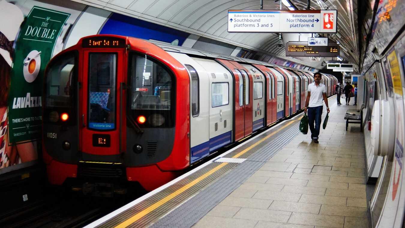 Tunnelbanan London
