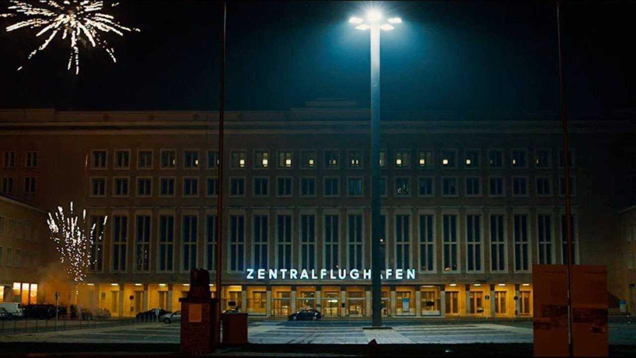 THF - Tempelhofin lentoasema