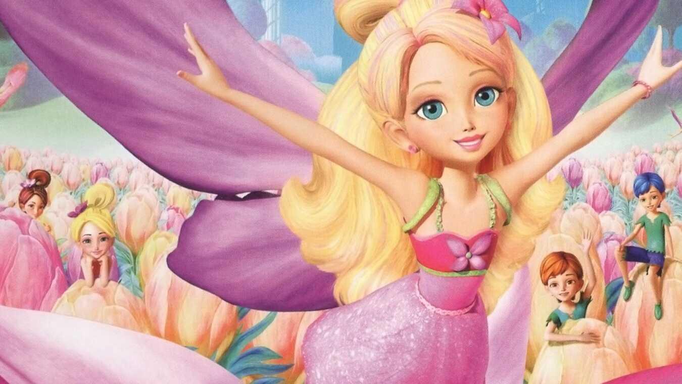 Barbie presenterar Tummelisa