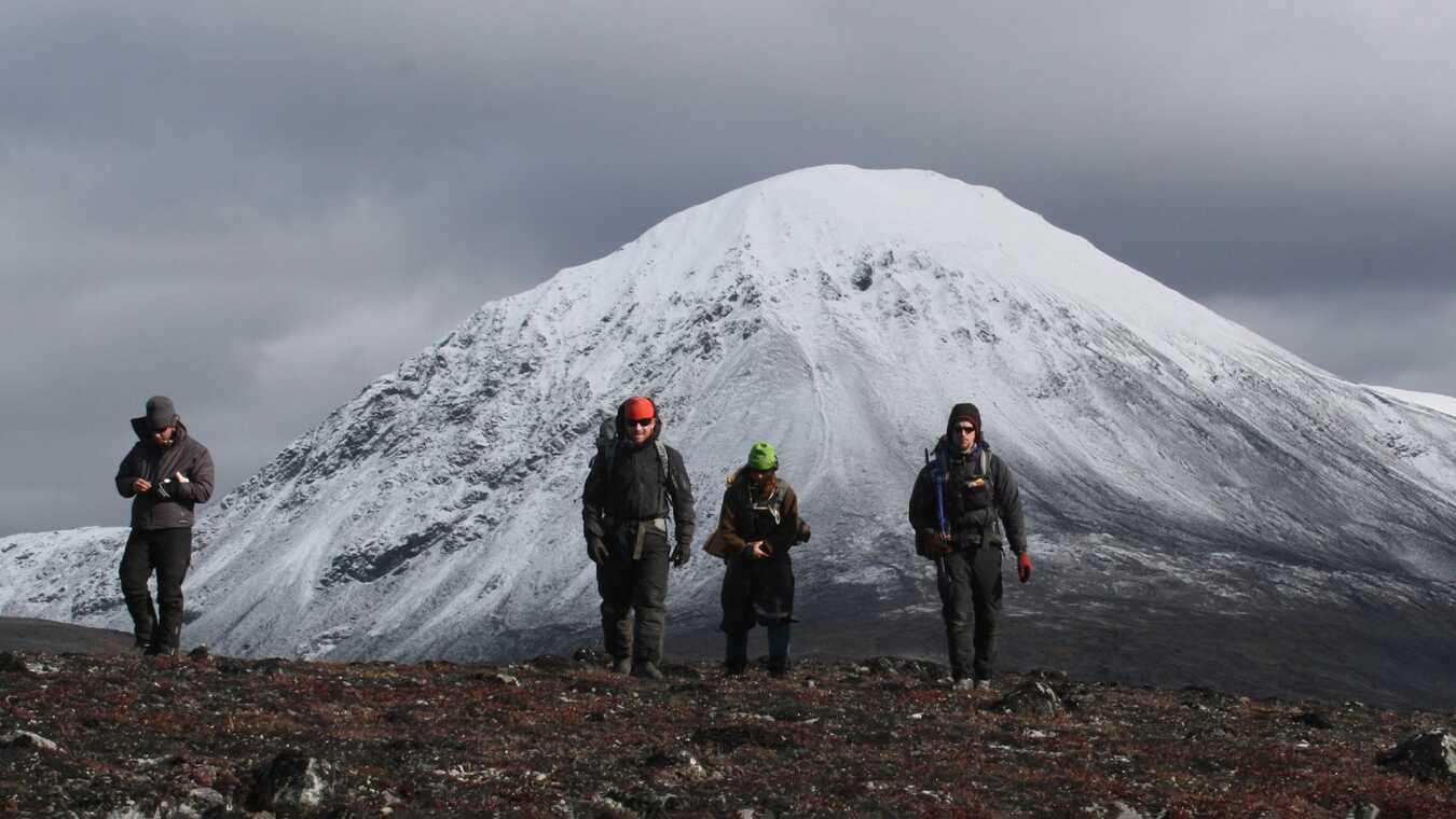 Alaska - kampen för överlevnad