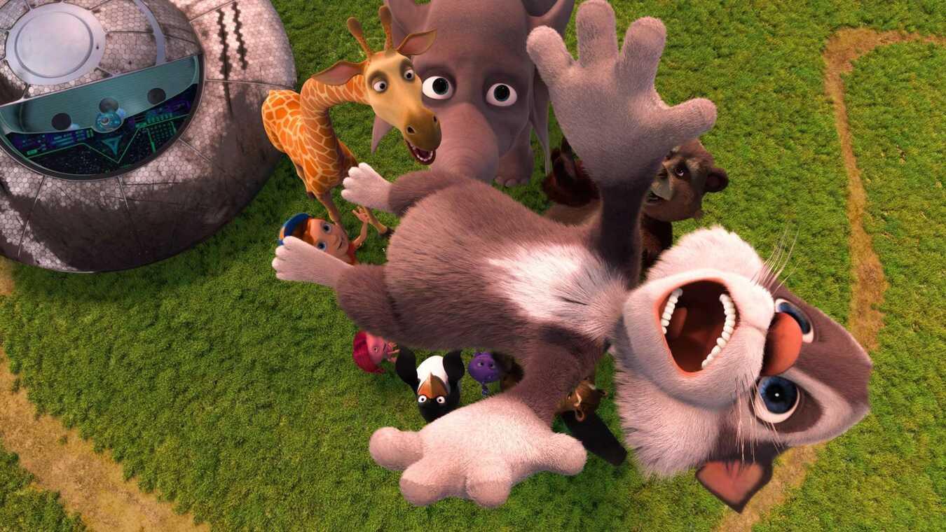 Bob & Max: Ludna hjältar