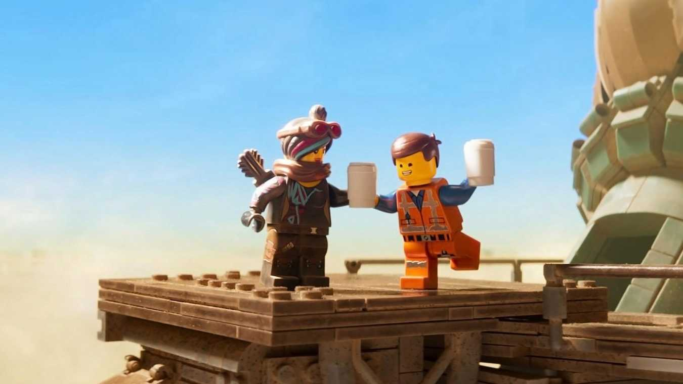 Lego Filmen 2 - sv.tal