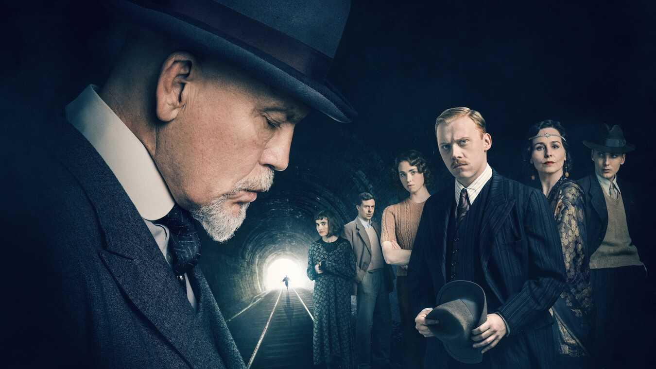 Agatha Christie: ABC morden