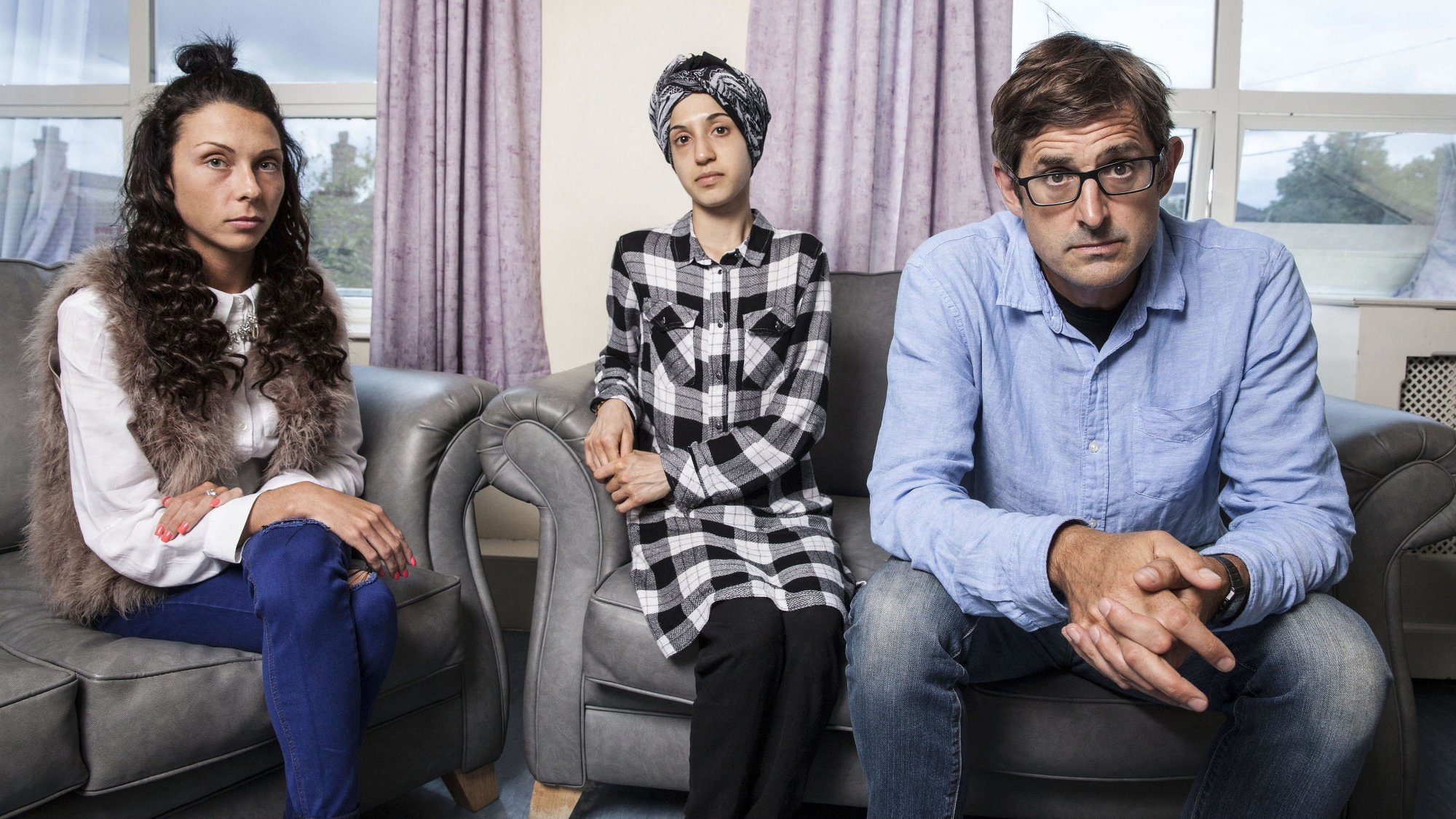 Louis Theroux: Anorexins offer
