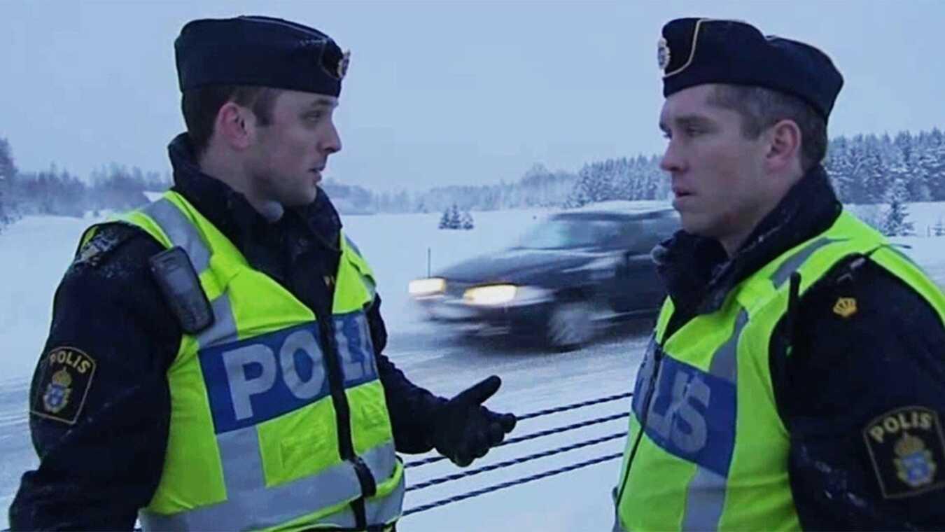 112 - poliser