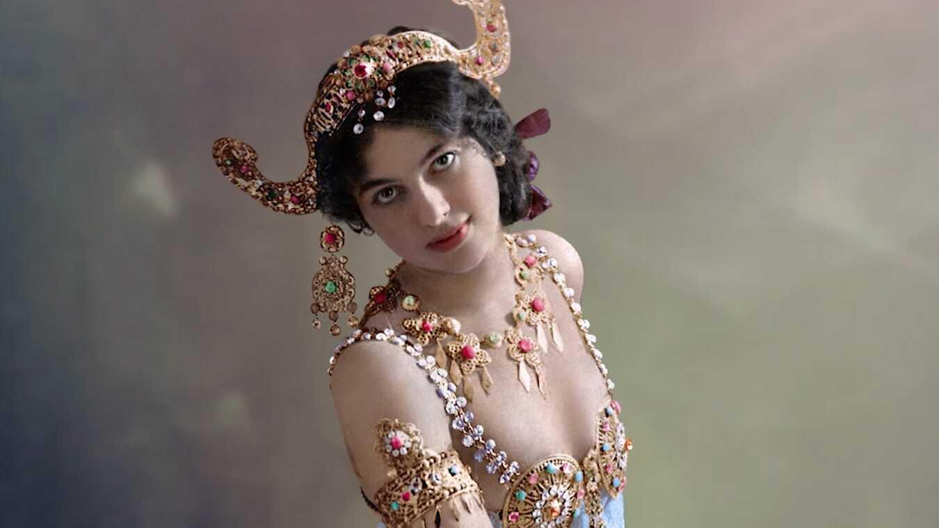 Mata Hari - den vackra spionen