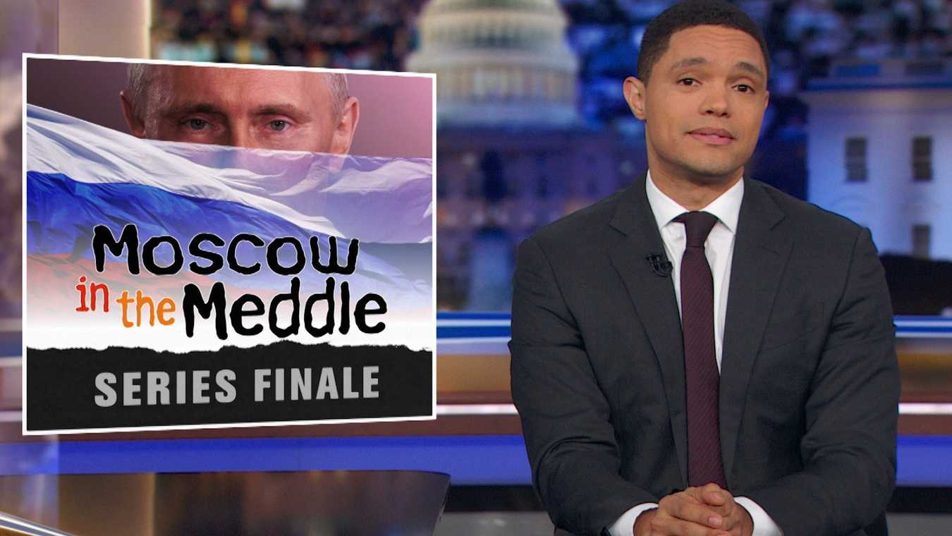 The Daily Show With Trevor Noah